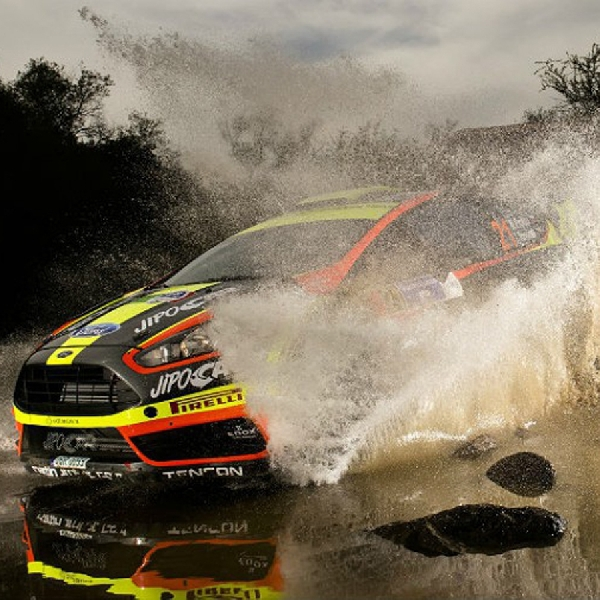WRC: Rally Meksiko Siap jelajahi lokasi shooting James Bond