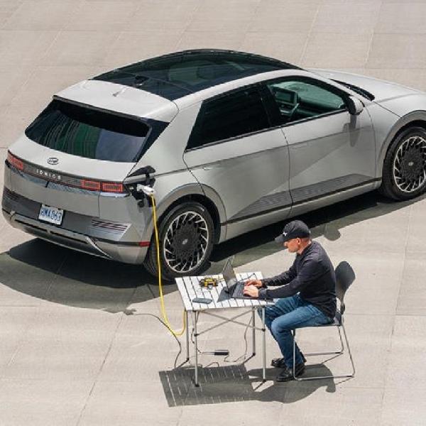 Hyundai Ioniq 5 2022, Hadir Sebagai Rival Berat Mustang Mach-E