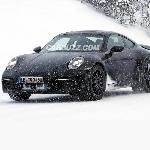 Porsche Mulai Menguji Model 911 Hybrid Pertamanya