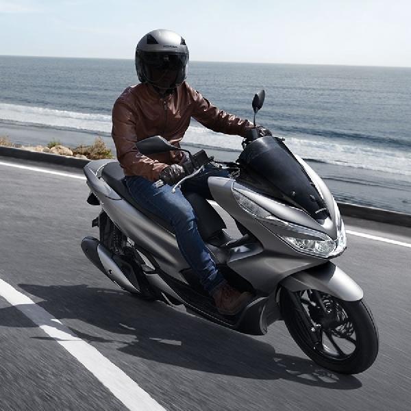 Honda PCX Kedatangan Warna Baru