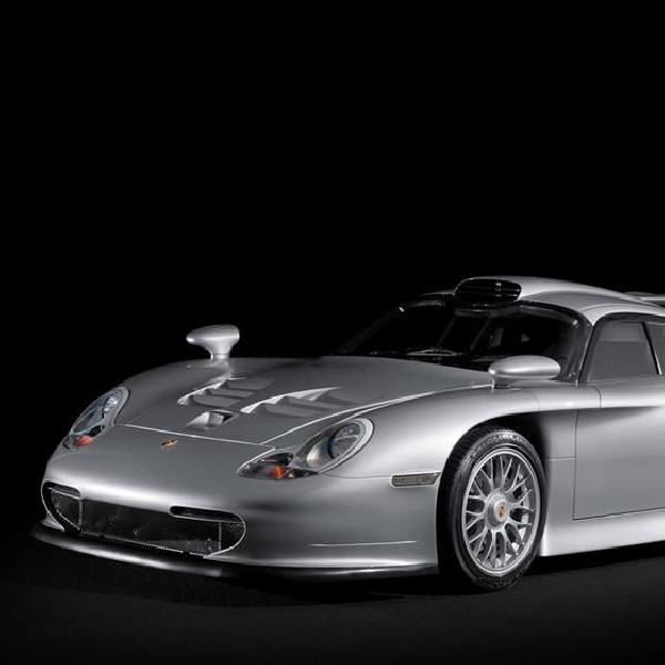Porsche Kembangkan New GT1 Hypercar
