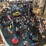 PT TAM Adakan Roadshow Toyota Spektakuler