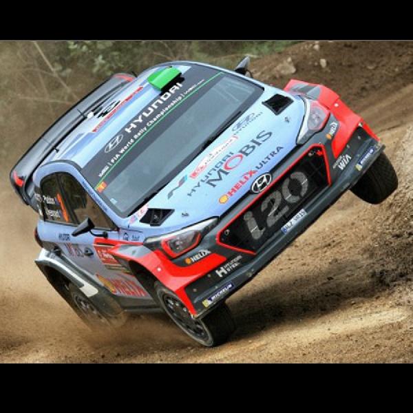 WRC: Hayden Paddon targetkan podium pada balapan mendatang