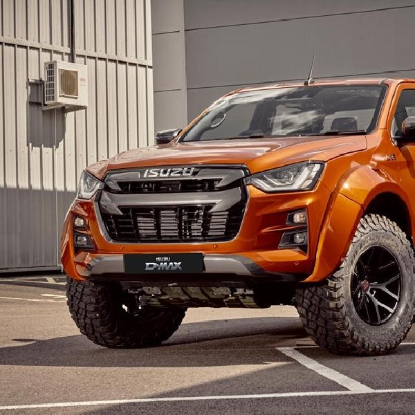Inilah Pesaing Kuat Ford Ranger Raptor