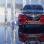 Mercedes-Maybach Ungkap SUV Listrik Pertamanya
