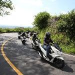 AHM Laksanakan Touring Honda PCX