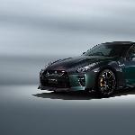New Nissan GT-R Hadir Dengan Warna Spesial