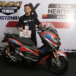 Antusiasme Maksimal Modifikator, Inilah Finalis Customaxi x Yamaha Heritage Built Kota Medan