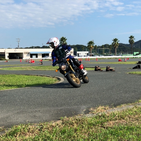 Instruktur Safety Riding Indonesia Siap Bertanding di Jepang