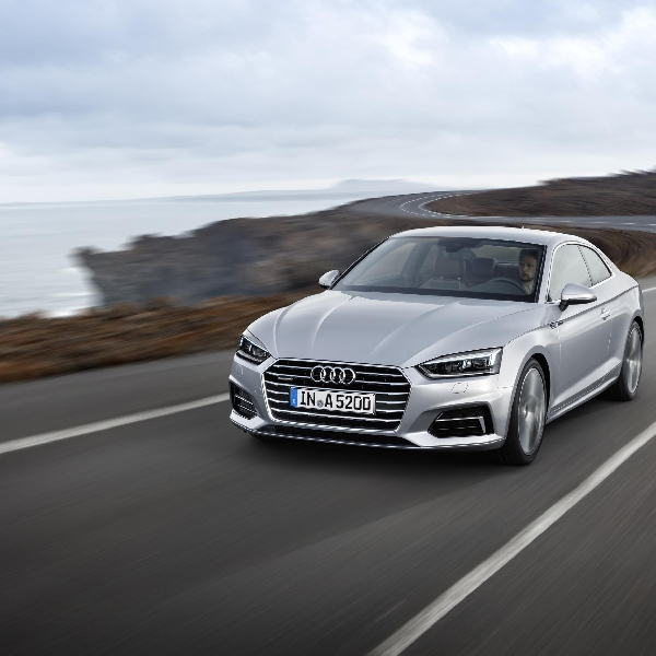 Audi kenalkan All-New Audi A5 & S5 Coupe
