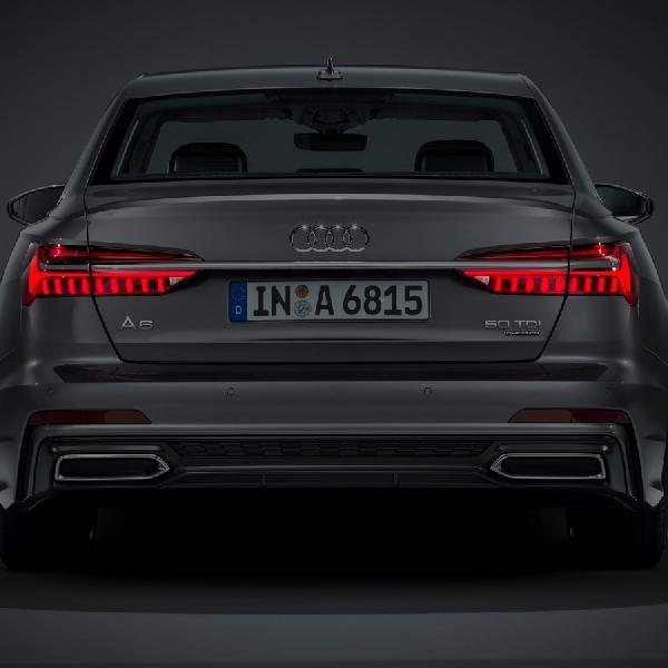 The All-New Audi A6 Raih Bintang 5 Euro NCAP