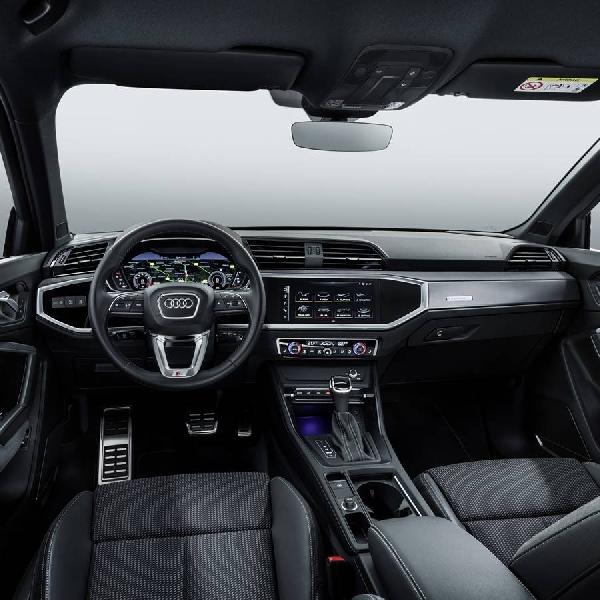 Melihat Spesifikasi lengkap The All New Audi Q3