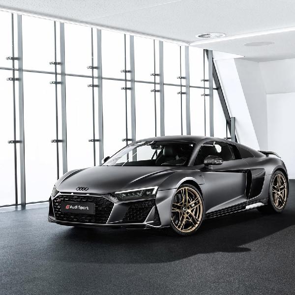 Peringati 10 Tahun, Audi R8 V10 Decennium Diluncurkan Sangat Terbatas