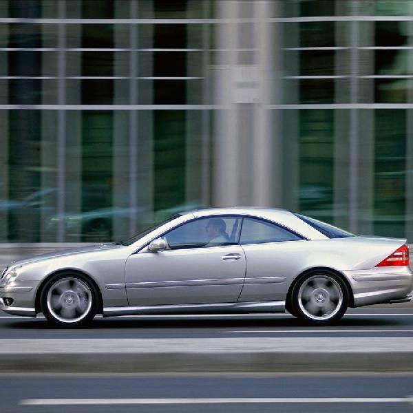20 Tahun Mercedes-Benz CL 55 AMG F1, Kini Jadi Barang Kolektor