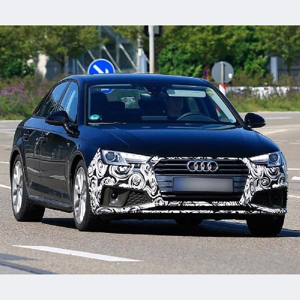 Wajah Audi A4 Akan Segera Diremajakan