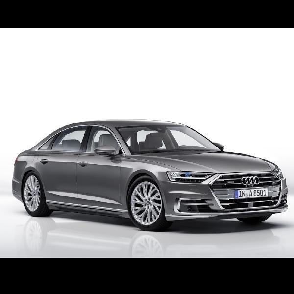 Audi Akhirnya Hadirkan A8 Terbaru