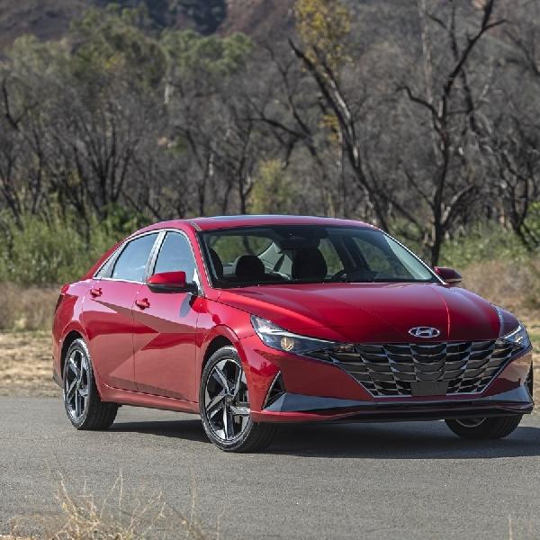 Hyundai Elantra 2021 Raih Car of the Year Oleh NACTOY