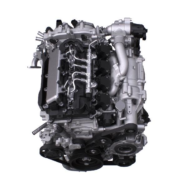 Mesin Mazda SkyActiv-X Lebih Ramah Lingkungan Meluncur Tahun Depan