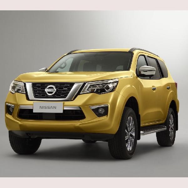 Setelah Thailand, Nissan Terra Diboyong Ke Indonesia