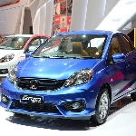 Honda Tampilkan Varian All New Honda Brio di GIIAS Surabaya Auto Show 2018