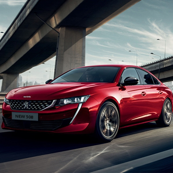 The All-New PEUGEOT 508 Raih Penghargaan Style Award