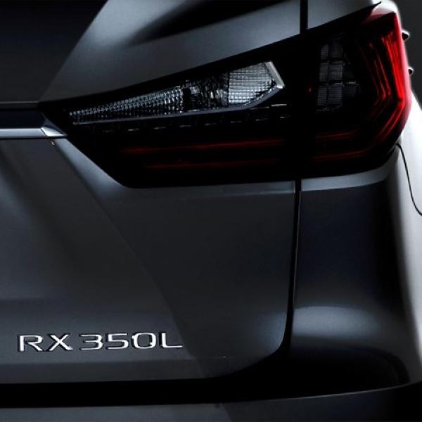 Lexus RX Crafted Khusus Terungkap