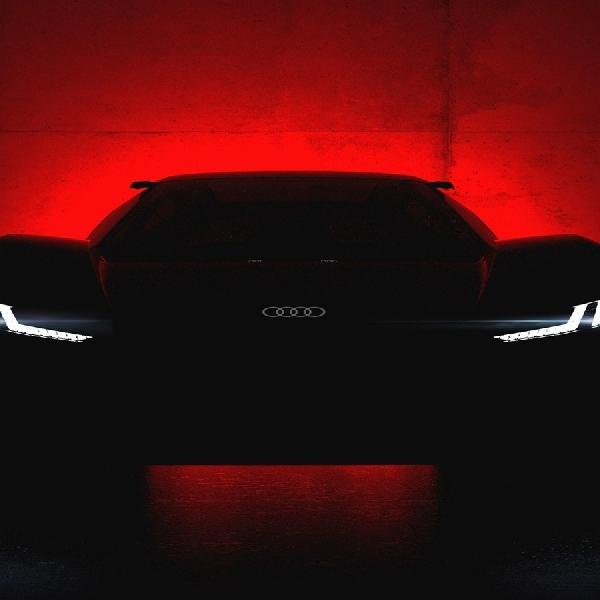Audi Menggoda Pasar Supercar Dunia