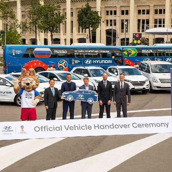 Hyundai Ikut Meriahkan Piala Dunia 2018