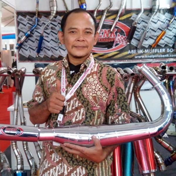 Abenk Racing Exhaust, Warisan Ilmu Purbalingga