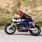 Breaking Limits, Modifikasi Sportster 1460 cc oleh Builder AC Calella