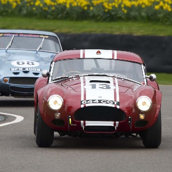 AC, Mobil Listrik 'Tribute' Untuk Cobra Le Mans