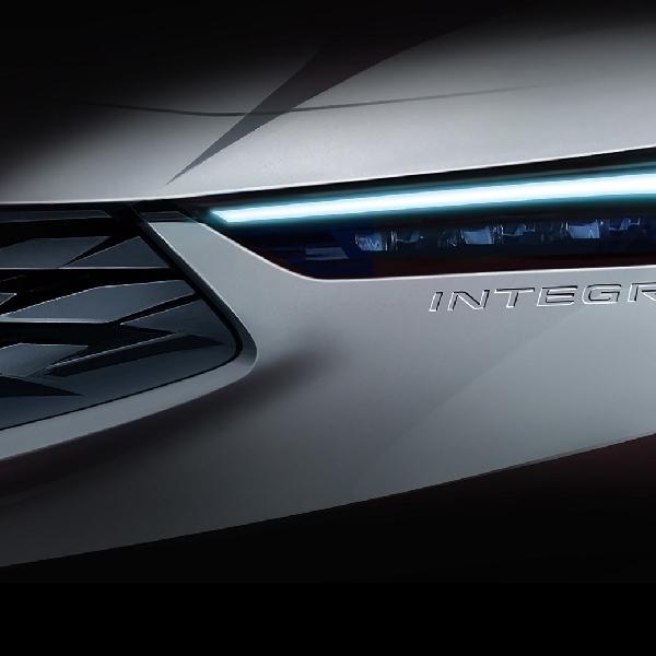 Acura Produksi Kembali Integra, Meluncur Tahun Depan