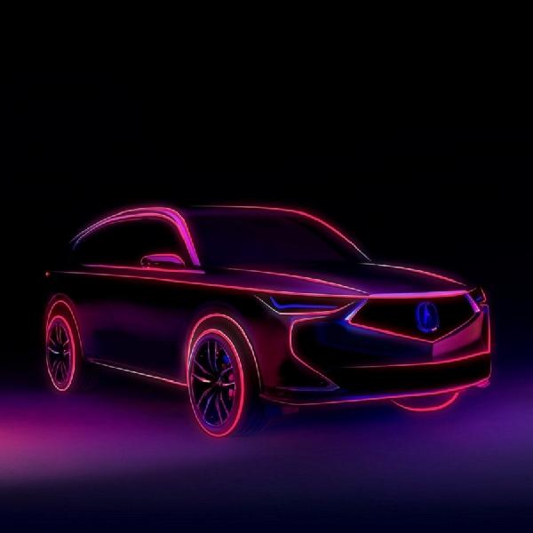 Acura Ungkap Interior MDX Prototipe, Lebih Mewah dan Berteknologi Tinggi