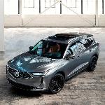 Acura Mulai Produksi Model MDX 2022