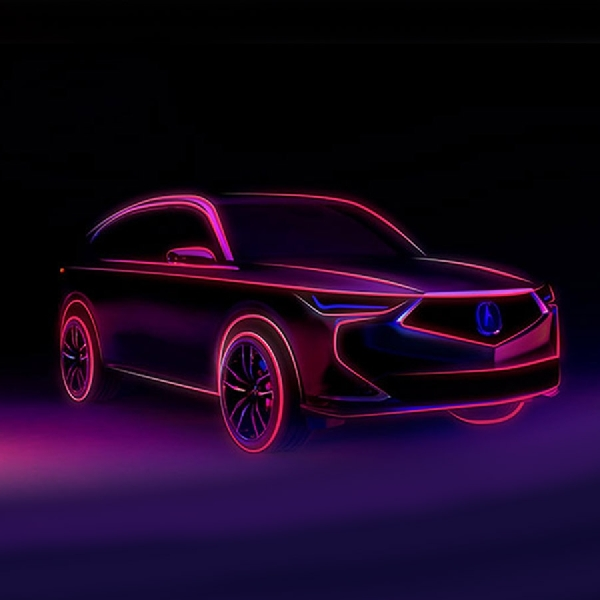 Teaser Prototipe Acura MDX Terungkap, Meluncur 14 Oktober