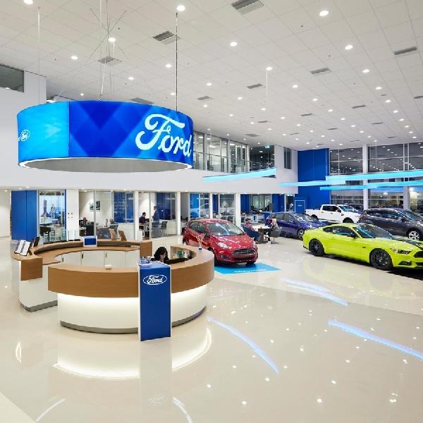 Ford Australia Perpanjang Garansi Kendaraan