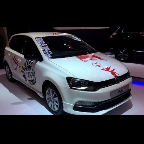 Adiva Prabandaru Sabet Kemenangan di Poloisme Stickering Contest VW
