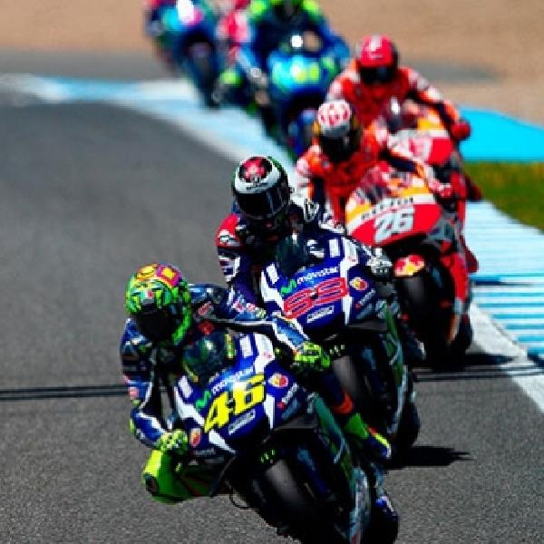 Mulai 2018 Seluruh Pebalap MotoGP Dilengkapi Airbag