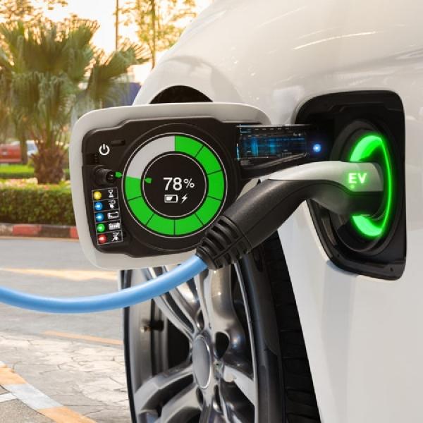 Benarkah Perusahaan Teknologi Ini Bangun Mobil Listrik?