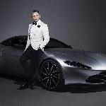 Aston Martin Gelar Undian Berhadiah untuk Para Penggemar James Bond