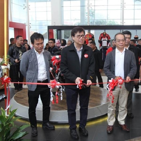 AHM Kenalkan Jaringan Dealer Big Wing di 9 Kota Besar