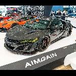 AIMGAIN  Modif Body Honda NSX Ini Menjadi Lebih Gahar