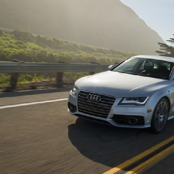 Airbag Tidak Mengembang, Audi Tarik Ribuan Audi A6 dan A7