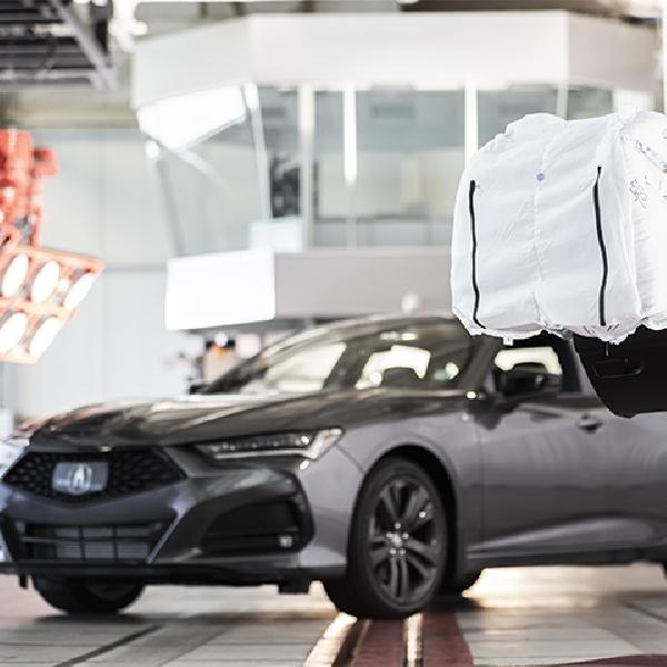 """Teknologi New Acura Airbag Memenangkan Popular Science """"Best of What's New"""" Award"""