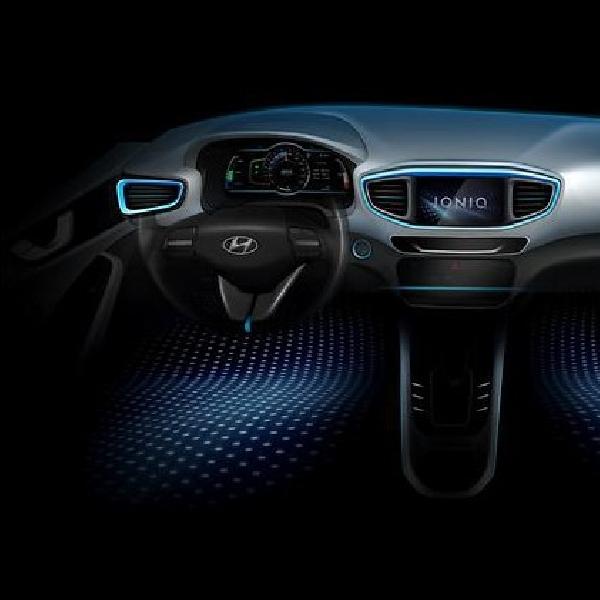Akhir Bulan Januari 2016, Hyundai IONIQ Bakal Diluncurkan