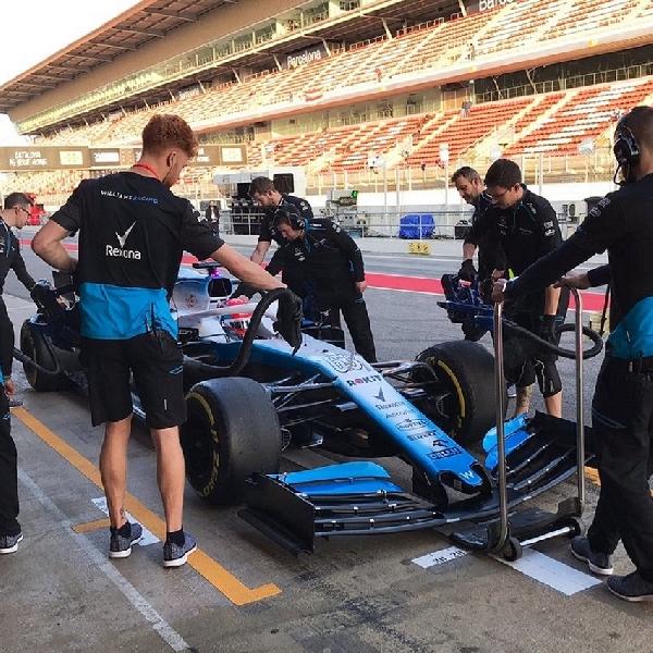 F1: Akhiri Kesepakatan Dengan ROKiT, Williams Bakal Jual Tim Formula 1?