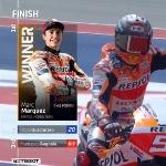 MotoGP: Marc Marquez Kembali ke Podium Utama
