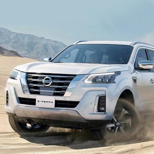 Akhirnya, New Nissan X-Terra Diluncurkan