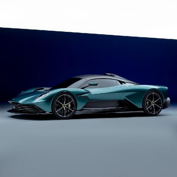Akhirnya Supercar Hybrid Aston Martin Valhalla Resmi Masuk Produksi