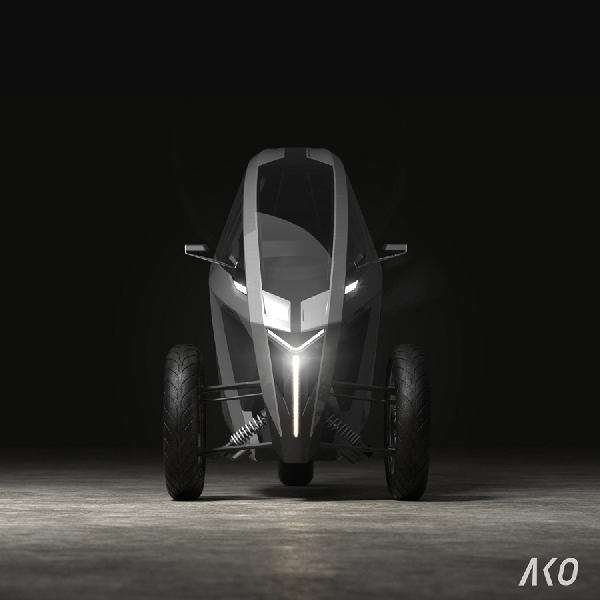 Ako Electric Trike Dapat Melaju Hingga 240 kpj